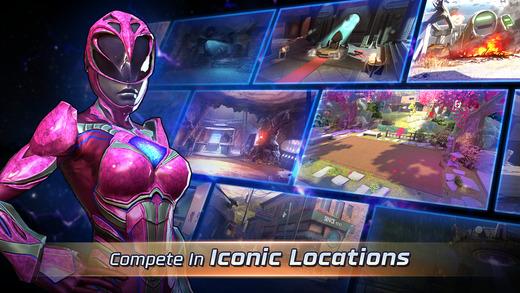 Power Rangers: Legacy Wars Ekran Görüntüleri - 3