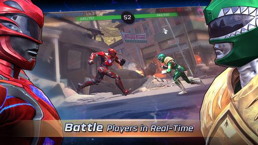 Power Rangers: Legacy Wars Ekran Görüntüleri - 2