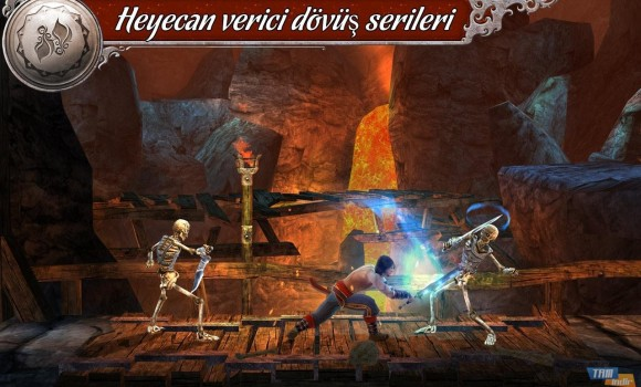 Prince of Persia The Shadow and the Flame Ekran Görüntüleri - 3
