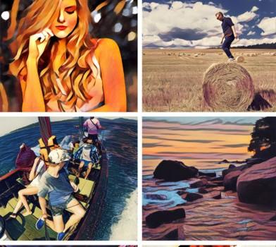 Prisma Ekran Görüntüleri - 4
