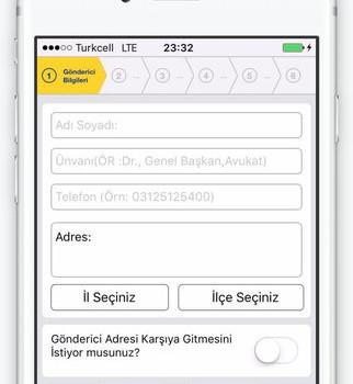 PTT Telgraf Ekran Görüntüleri - 4