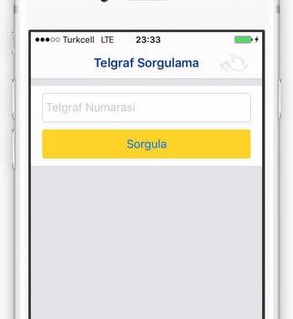 PTT Telgraf Ekran Görüntüleri - 3