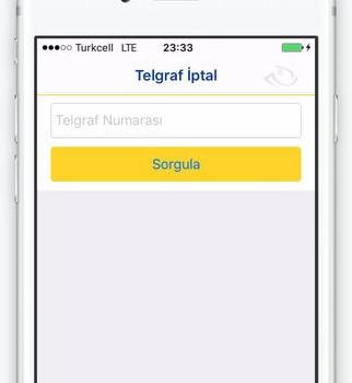 PTT Telgraf Ekran Görüntüleri - 2