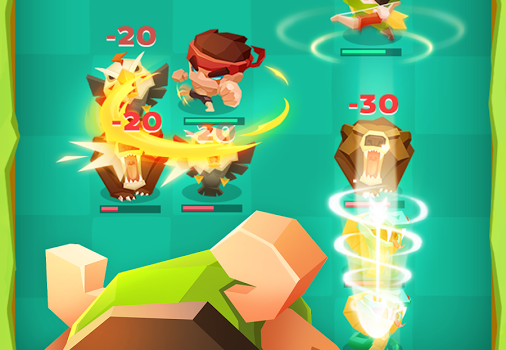 Push Heroes Ekran Görüntüleri - 2