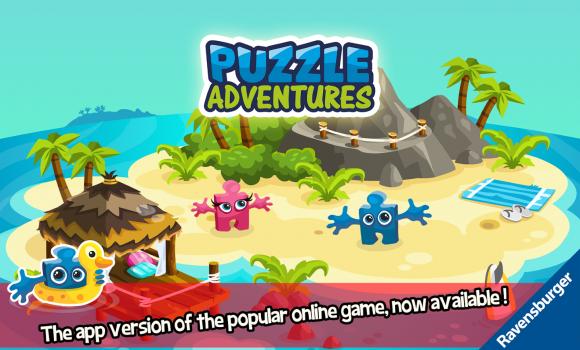 Puzzle Adventures Ekran Görüntüleri - 1