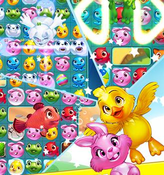 Puzzle Pets Ekran Görüntüleri - 2