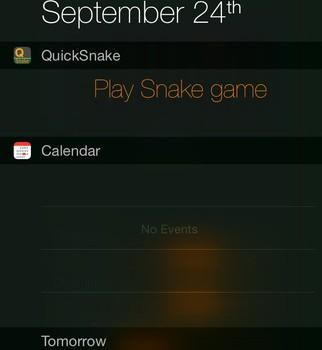 Quickgets Snake Ekran Görüntüleri - 3