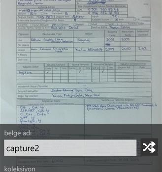 QuickScan Ekran Görüntüleri - 4