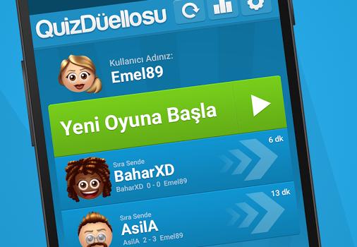 QuizDüellosu Ekran Görüntüleri - 4