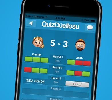 QuizDüellosu Ekran Görüntüleri - 3