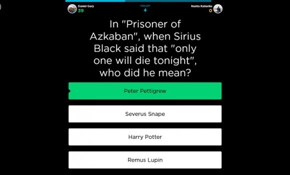 QuizUp Ekran Görüntüleri - 3