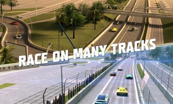 Racing 3D Ekran Görüntüleri - 3