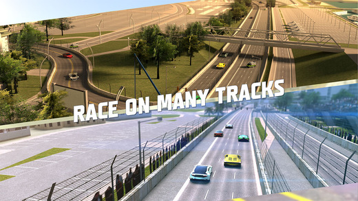 Racing 3D Ekran Görüntüleri - 2