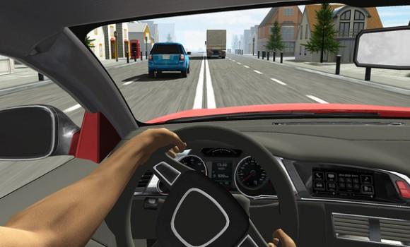 Racing in Car Ekran Görüntüleri - 4