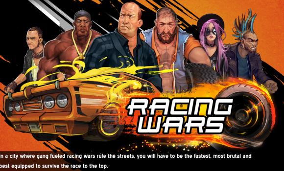 Racing Wars Ekran Görüntüleri - 5