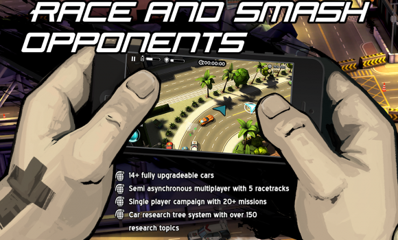 Racing Wars Ekran Görüntüleri - 4