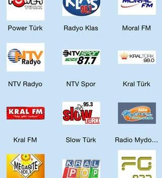 Radyo A'dan Z'ye Bütün Radyolar Ekran Görüntüleri - 3