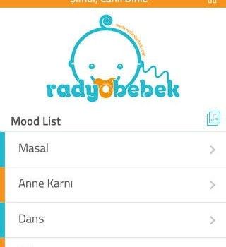 Radyo Bebek Ekran Görüntüleri - 2