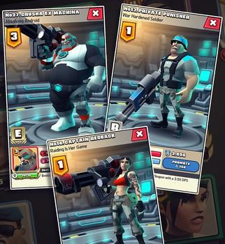 RAID HQ Ekran Görüntüleri - 1