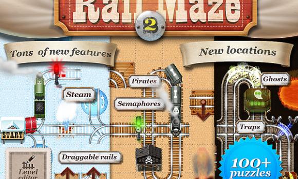 Rail Maze 2 Ekran Görüntüleri - 5
