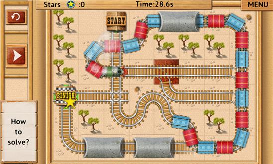 Rail Maze Ekran Görüntüleri - 1