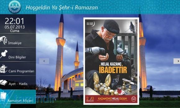 Ramazan (Diyanet İşleri Başkanlığı) Ekran Görüntüleri - 3