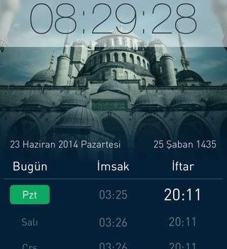 Ramazan Rehberi Ekran Görüntüleri - 3