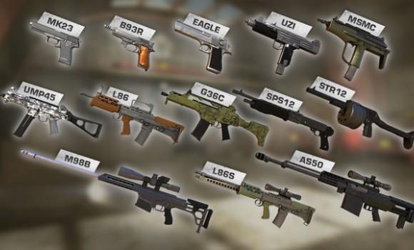 Range Shooter Ekran Görüntüleri - 3