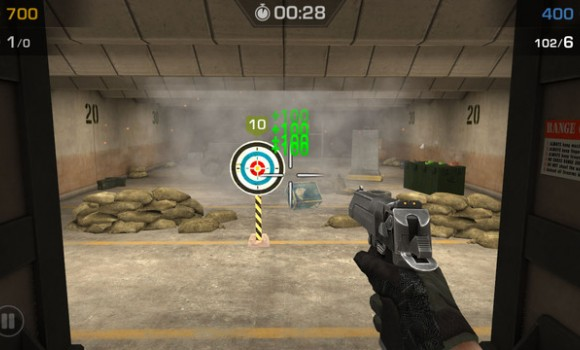 Range Shooter Ekran Görüntüleri - 1