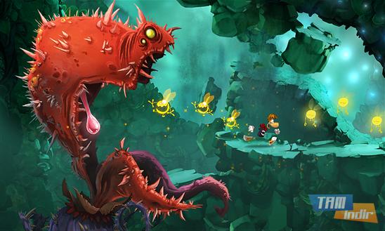Rayman Jungle Run Ekran Görüntüleri - 3