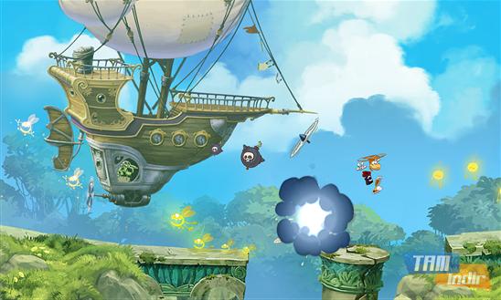 Rayman Jungle Run Ekran Görüntüleri - 2