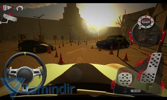 Real Car Parking Ekran Görüntüleri - 2