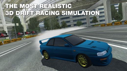 Real Drift Car Racing Ekran Görüntüleri - 5