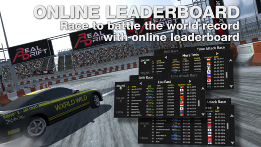 Real Drift Car Racing Ekran Görüntüleri - 4
