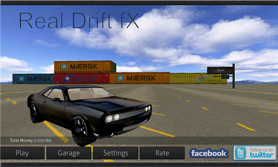 Real Drift fX Ekran Görüntüleri - 1