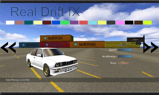 Real Drift fX Ekran Görüntüleri - 3