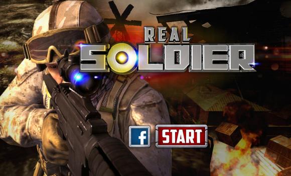 Real Soldier Ekran Görüntüleri - 3