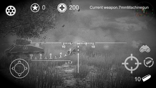 Realistic Battle Tank Ekran Görüntüleri - 5