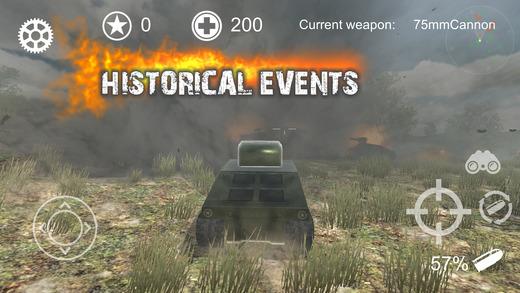 Realistic Battle Tank Ekran Görüntüleri - 2