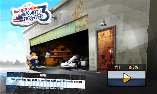 Red Bull Kart Fighter 3 Ekran Görüntüleri - 3