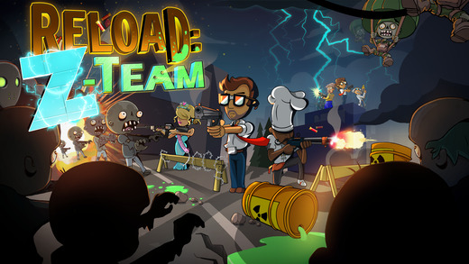 Reload: The Z-Team Ekran Görüntüleri - 5