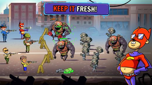 Reload: The Z-Team Ekran Görüntüleri - 2