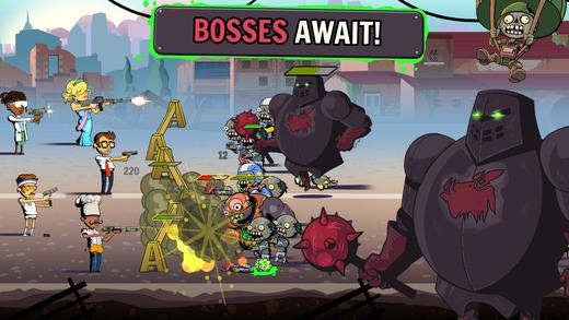 Reload: The Z-Team Ekran Görüntüleri - 1