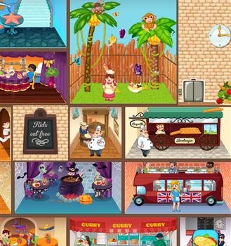 Restaurant Island Ekran Görüntüleri - 2