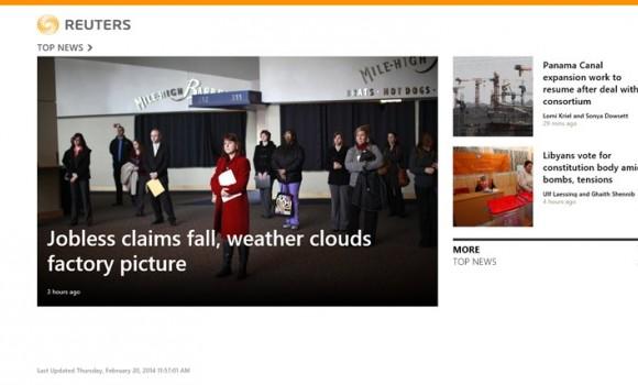 Reuters Ekran Görüntüleri - 5