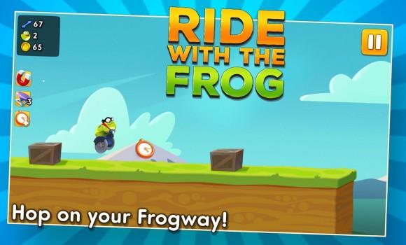 Ride with the Frog Ekran Görüntüleri - 5