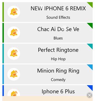 Ringtones Central Ekran Görüntüleri - 2