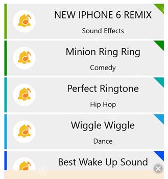 Ringtones Central Ekran Görüntüleri - 1
