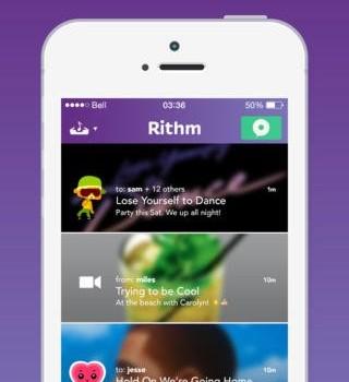 Rithm Ekran Görüntüleri - 1