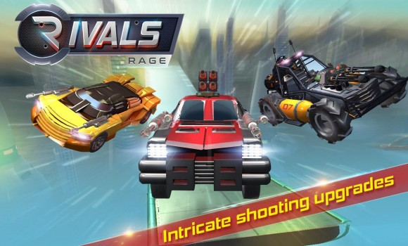 Rivals Rage Ekran Görüntüleri - 3
